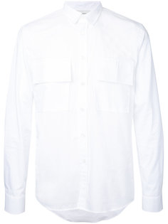 chest pocket shirt Public School