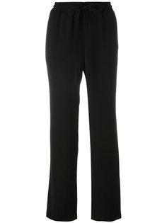 свободные брюки с поясом на завязках Michael Michael Kors