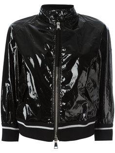 куртка бомбер с высокой горловиной Moncler