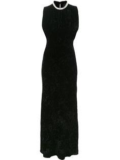 платье с декорированным вырезом Nili Lotan