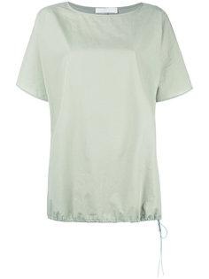 футболка с подолом на кулиске Water