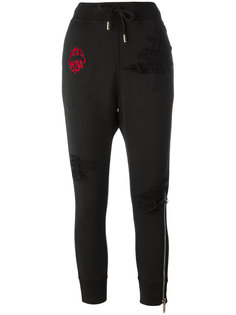 спортивные брюки Keep The Faith Dsquared2