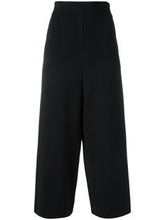 укороченные широкие брюки Stella McCartney