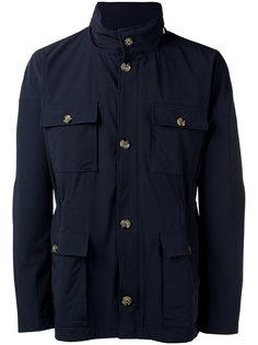 куртка с двойной застежкой Eleventy
