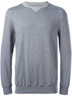 crew-neck sweatshirt  Sacai