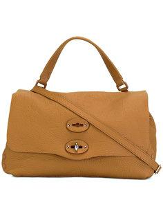 сумка-тоут  с лямкой на плечо Zanellato
