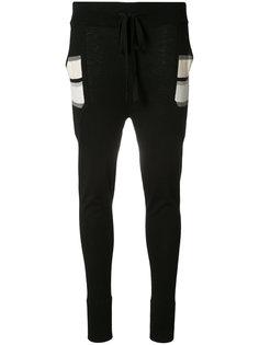спортивные брюки Paula Thomas Wylde