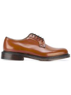 классические ботинки Дерби  Churchs