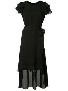 платье Tori Thomas Wylde