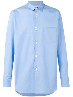 рубашка с двойным рядом пуговиц Comme Des Garçons Shirt