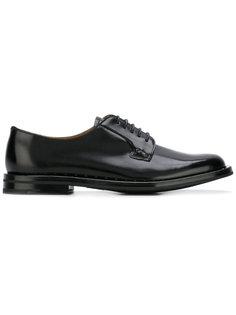 ботинки Дерби с лакированной отделкой Churchs