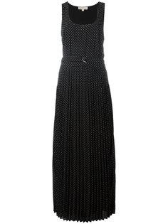 платье с мелким узором в горох Michael Michael Kors