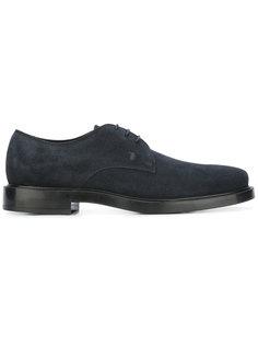 ботинки Дерби в стиле casual Tods Tod`S