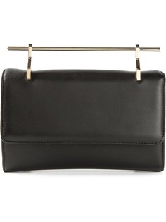 small top bar shoulder bag M2malletier