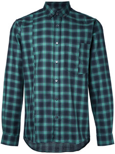 checked shirt Public School