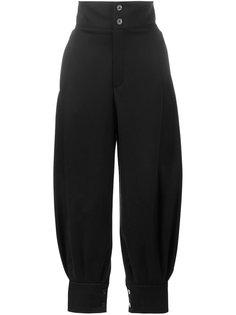 брюки с высокой посадкой Chloé