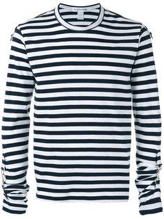 полосатая кофта с длинными рукавами Comme Des Garçons Shirt