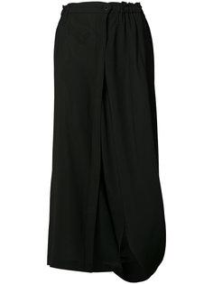 брюки Combination Issey Miyake