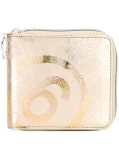 маленький кошелек с круговой молнией Mm6 Maison Margiela