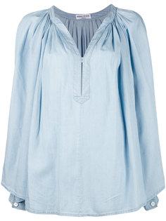 блузка со складками Sonia Rykiel