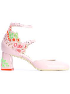 декорированные туфли Sophia Webster
