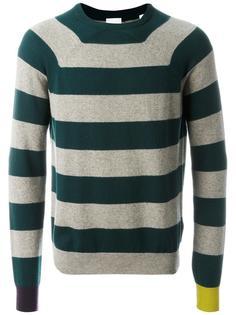 свитер в полоску  Paul Smith