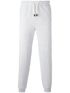 спортивные штаны на завязках Loro Piana