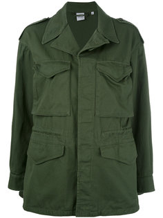 куртка в военном стиле с карманами Aspesi