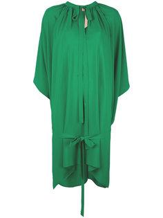 платье с бантом на шее Nº21