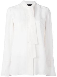 блузка с бантом Proenza Schouler