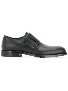 классические туфли монки Tods Tod`S