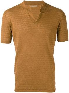 вязаная рубашка-поло Nuur