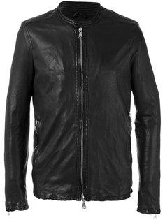 stitched detail jacket Giorgio Brato