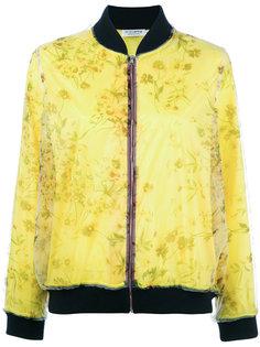 floral print jacket Roseanna