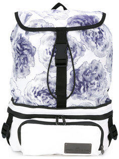 рюкзак с цветочным рисунком Adidas By Stella Mccartney