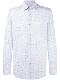 рубашка с принтом в горошек Paul Smith