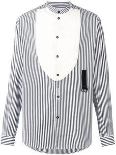 полосатая рубашка J.W.Anderson