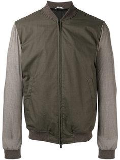 куртка-бомбер на молнии Hevo