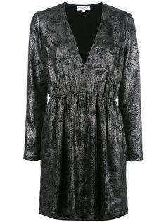 v-neck dress Roseanna