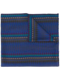 шарф с мелким принтом Paul Smith