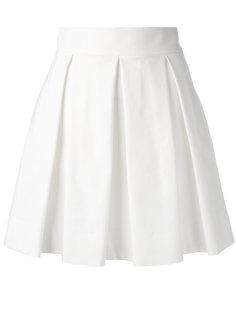 плиссированная мини юбка Boutique Moschino