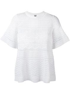 вязаная футболка M Missoni