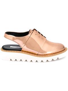 туфли Odette с открытой пяткой Stella McCartney