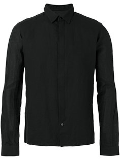 slim-fit shirt Devoa