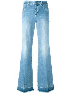 расклешенные джинсы 70s Stella McCartney