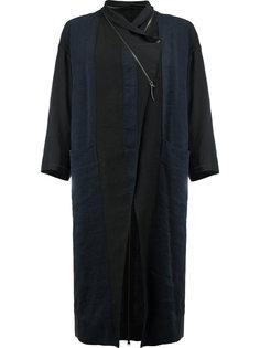 stripe coat Ilaria Nistri