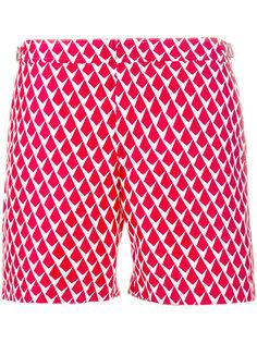 шорты для плавания Gilot Orlebar Brown