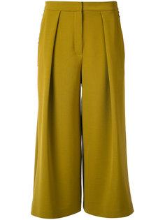 укороченные брюки-палаццо Roksanda