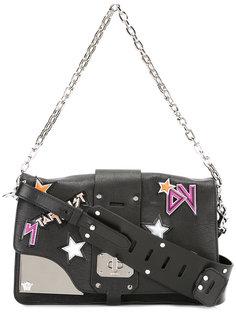 сумка на плечо на цепочке Versace