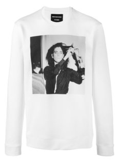 толстовка Patti Smith Raf Simons